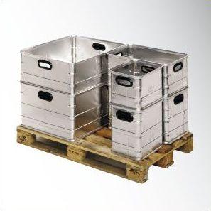 Aluminium-Boxen U-Serie-1